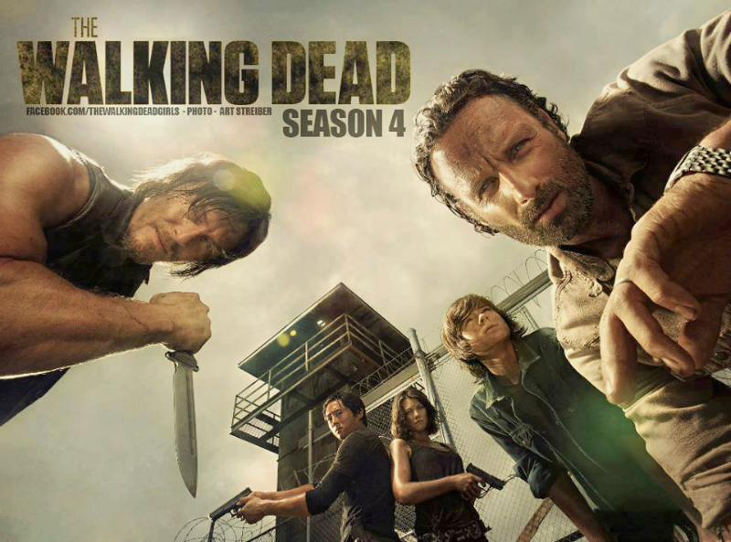 The walking Dead estreno en FOX