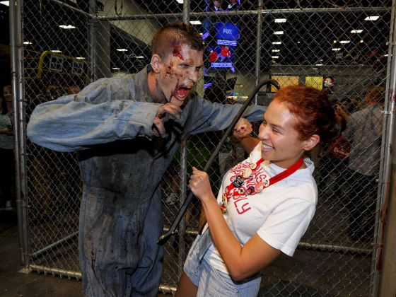 zombies the walking dead